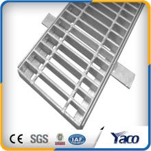Anping Yaco Cubierta galvanizada de acero inoxidable, cubierta de rejilla de drenaje