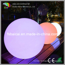 Bola flutuante do diodo emissor de luz