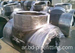WUGRHT سلس ALLOY STEEL EUQAL TEES