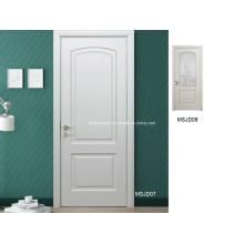 Prix abordables nouvellement créés Intérieur en chêne blanc, portes en bois massif