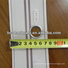 high quality eyelet curtain tape