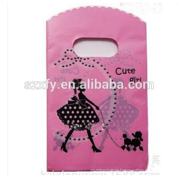 Customized Plastic Bag With Logo Print