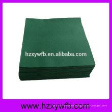 Servilletas de tela del restaurante de la servilleta de papel de One Ply Airlaid