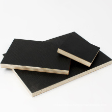 good quality non-slip black film face plywood manufacturers from china
