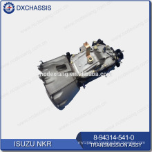 Genuine NKR Transmission Assy 8-94314-541-0