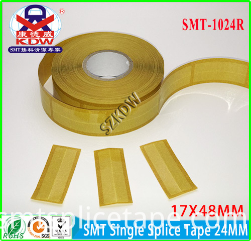 SMT Siemens Single Splice Tape