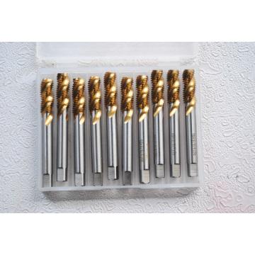 HSS screw thread cutting coil  tap