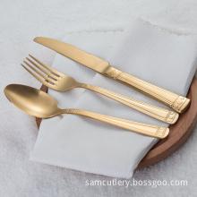 Wedding Stainless Steel Flatware Cutlery
