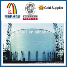 Máquina de galvanizado ajustable del silo del grano de acero LS-1500
