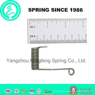 Custom Spiral Adjustable Stainless Steel Torsion Spring