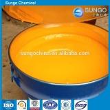 yellow pigment color paste for flexible foam