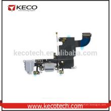 Telefone conector de carregamento USB com fone de ouvido cabo cabo flexível para iphone 6s, para o iPhone 6s fone de ouvido e carregamento cabo flexível