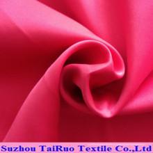 100% pongé de polyester enduit par PA pour la veste vers le bas-preuve