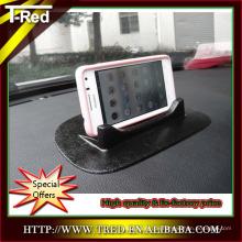 Shenzhen-Handy klebrige Matte PU-Gel-Kleber Autotelefonhalter im Auto