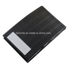 OEM Logo Business Gift Leather Business Card Holder