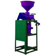 DONGYA 6N-40 1011 Mais recente projeto automático máquina de arroz huller