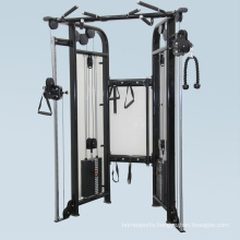 Fitness Equipment for Dual Adjustable Pulley (FM-1002)
