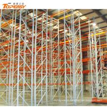 armazenamento resistente do armazém armazenamento duplo profundo