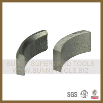 Diamond Core Bit Segment for Iron Concrete 105mm--150mm