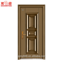 Cheap modern wrought iron door residential steel doors and frames steel doors
