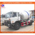 Dongfeng 8cbm Betonmischer-LKW / konkreter mischender Transport-LKW