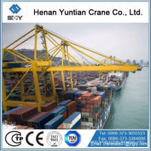 Rail mounted STS crane for sale More questions, please send message to us!