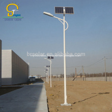 Streetlight With Solar Battery