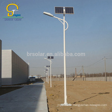 solar led street light solar led streetlight 3 12m pole and 10w 120w led lamp gel battery