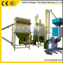 High Quality Complete Biomass Pellet Production Line for Wheat Straw