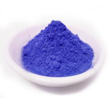 Prix pas cher poudre de couleur pigment organique bleu