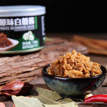 Простой вкусной и здоровой грибным соусом