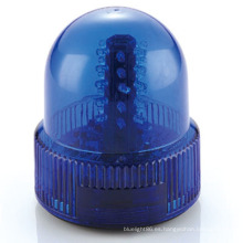 Lámpara de LED halógeno Faro (HL-105 azul)