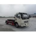 Dongfeng 6CBM Container Hook Lift Garbge Truck