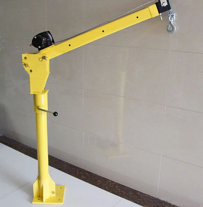 mini vehicle-mounted crane