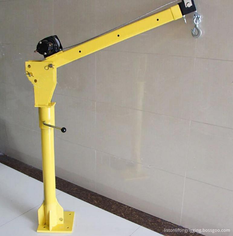 mini car lifting crane