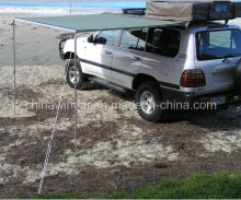 4WD Side Awning Rolling up Car Awning