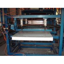 Vollständige automatische EPS-Sandwich-Plattenformung Produktionslinie