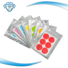 Parche anti-mosquito-repelente de aceite esencial