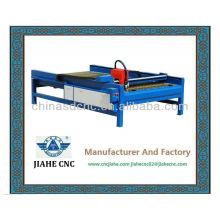 JK-1325 plasma cutting machine for stainless steel precision cutting