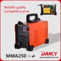 mma-250 single phase 250Amp portable arc welding machine inverter welding machine price