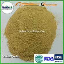 Кормить фермента Celluase и Гемицеллюлаза