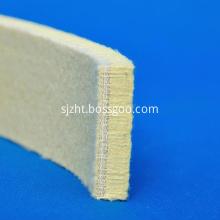 Kevlar Felt Pads For Aluminium Extrusion