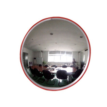 Jessubond 45cm High Vis PC Indoor Safety Convex Mirror, Positive Road Safety Equipment Mirror/