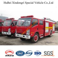 3,5 тонны Евро3 Isuzu воды пожарная машина