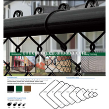 Cheap Chain Link Fence ( Golden Supplier)