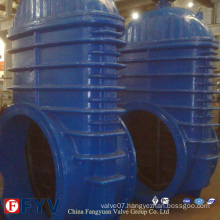 API 6D Oil and Gas Through Conduit Parallel Gate Valve