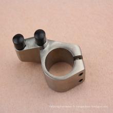 Localisateur de matériel en acier inoxydable de haute qualité pour la salle de douche en verre