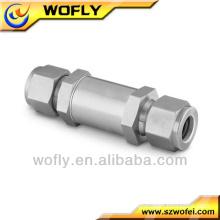 Stainless Steel Nitrogen Gas Filter