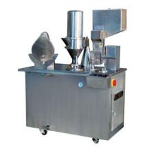 Máquina de enchimento semi-automática da cápsula de Dtj-V