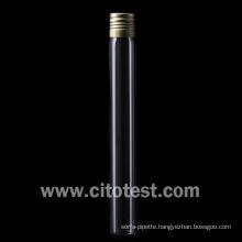 Flat Bottom Serological Glass Tube